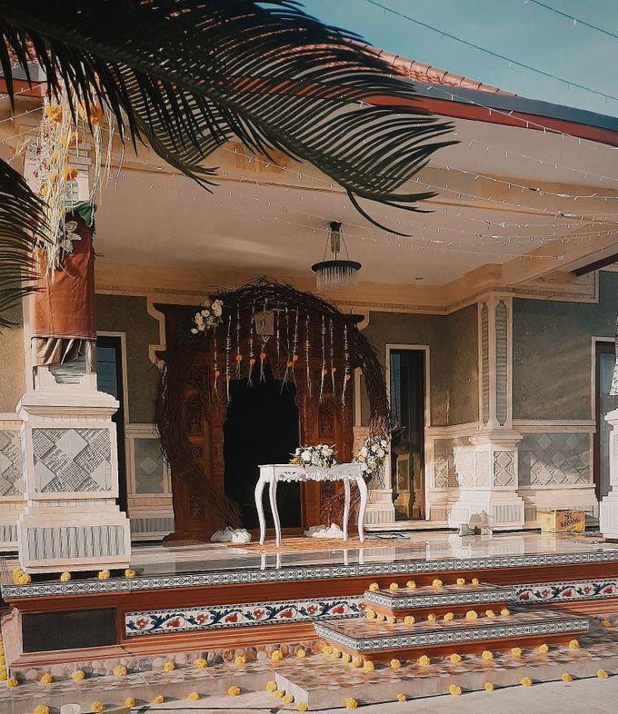 The wedding of louis & amanda by Miracle Wedding Bali - 016