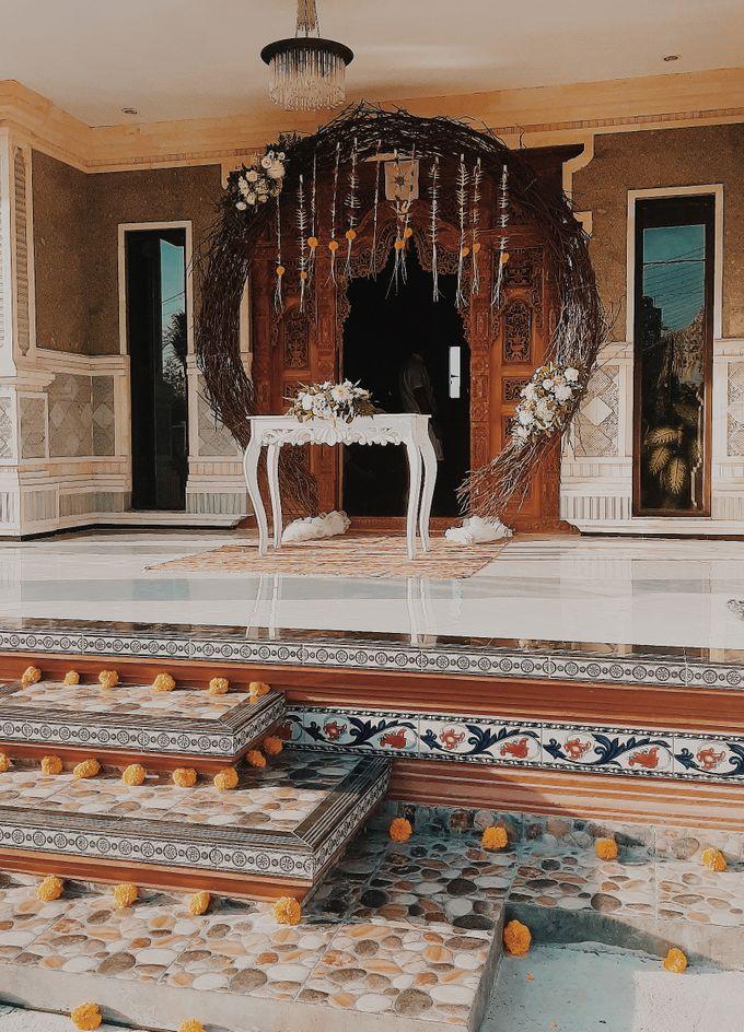 The wedding of louis & amanda by Miracle Wedding Bali - 030