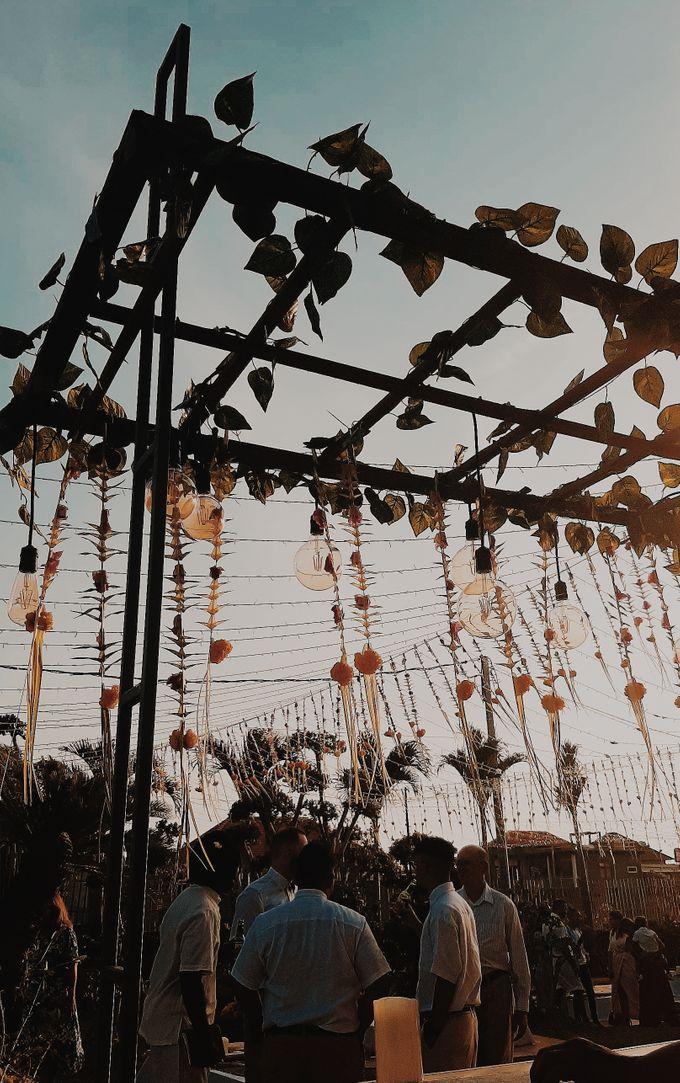 The wedding of louis & amanda by Miracle Wedding Bali - 022