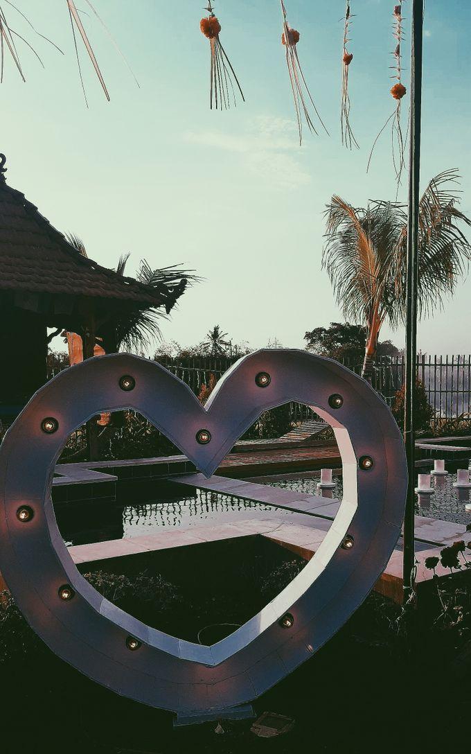 The wedding of louis & amanda by Miracle Wedding Bali - 009