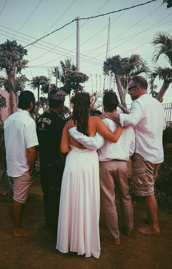 The wedding of louis & amanda by Miracle Wedding Bali - 025