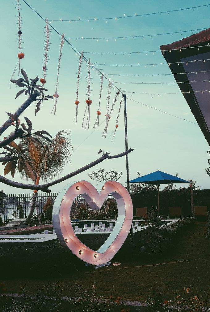 The wedding of louis & amanda by Miracle Wedding Bali - 011