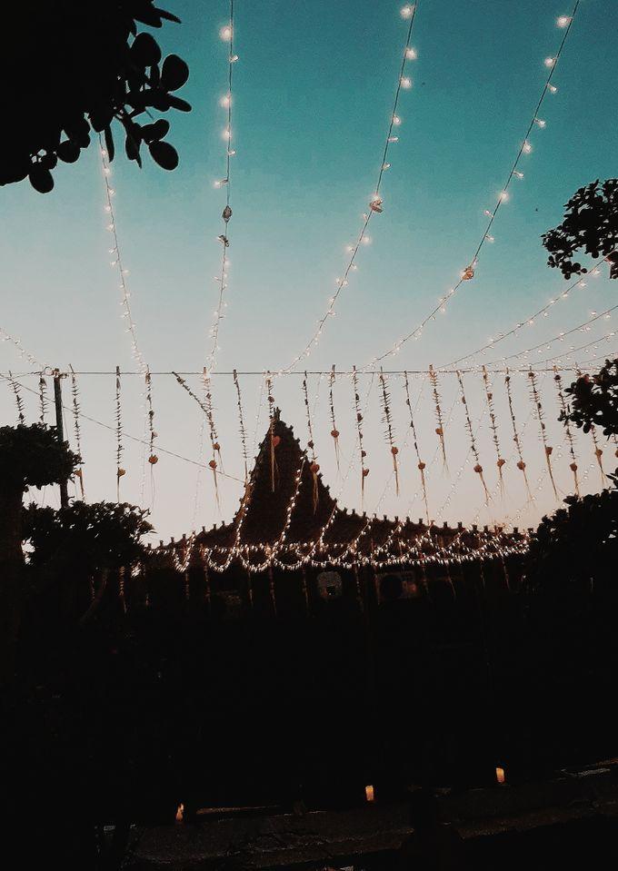 The wedding of louis & amanda by Miracle Wedding Bali - 003