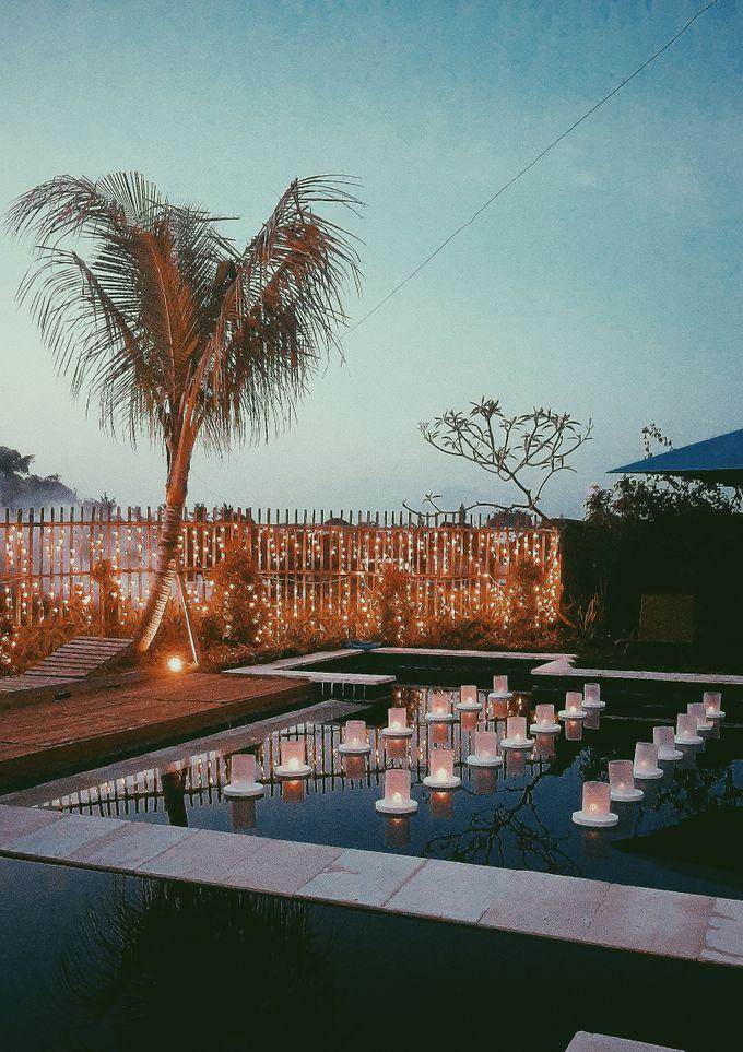 The wedding of louis & amanda by Miracle Wedding Bali - 027