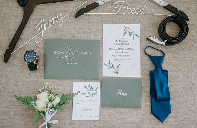 The Wedding of Jhonny & Precilia by Miracle Wedding Bali - 001