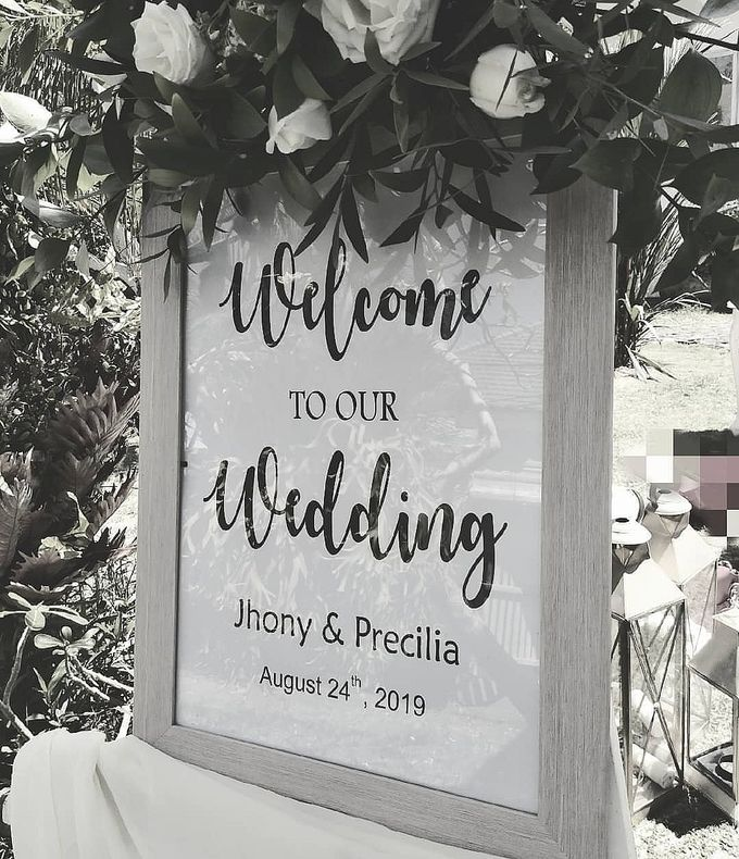 The Wedding of Jhonny & Precilia by Miracle Wedding Bali - 003