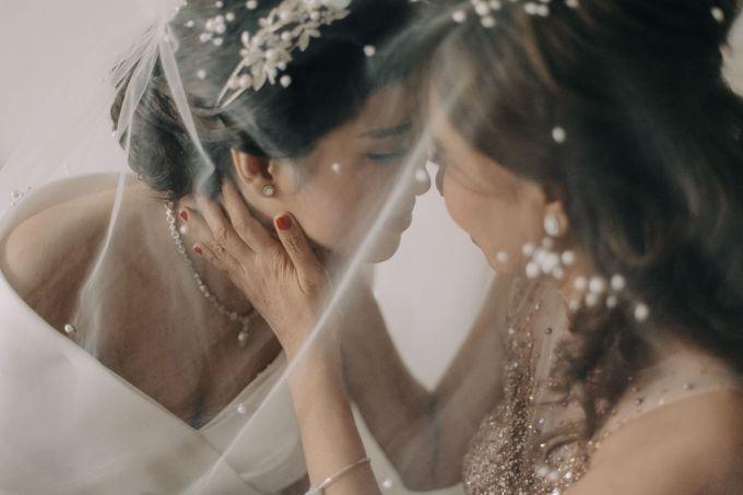 Andy & Fanny Wedding Day By Hape by MA Fotografia - 012