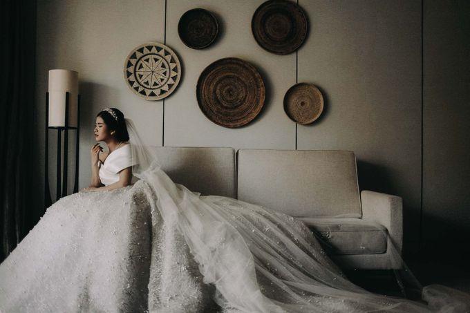 Andy & Fanny Wedding Day By Hape by MA Fotografia - 013