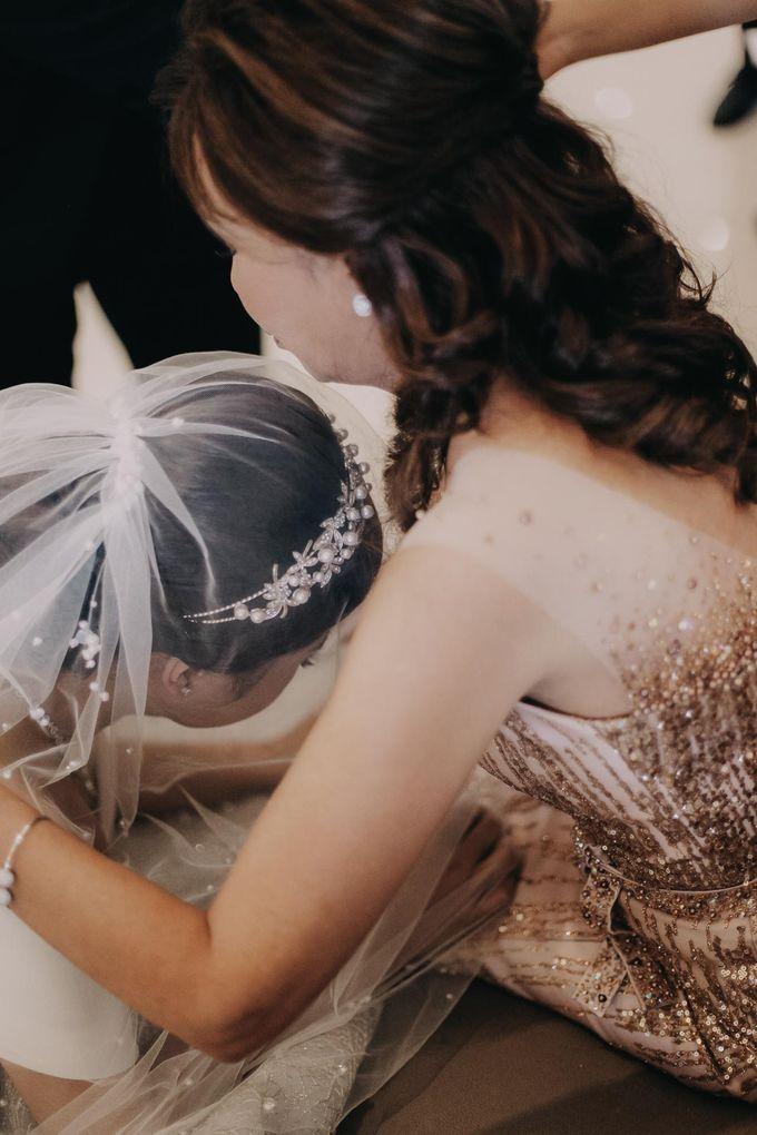 Andy & Fanny Wedding Day By Hape by MA Fotografia - 033