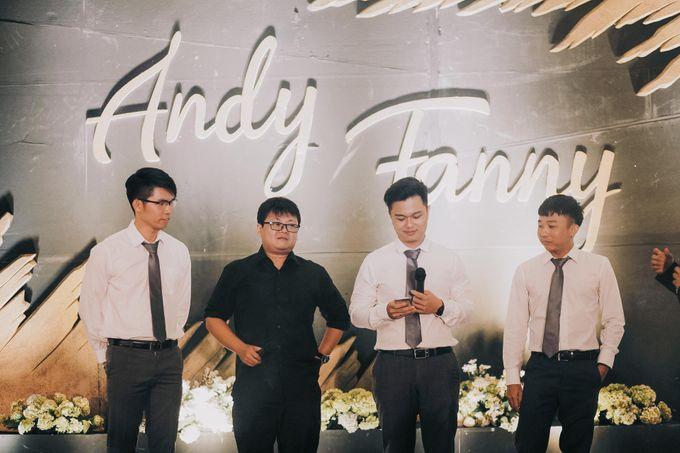 Andy & Fanny Wedding Day By Hape by MA Fotografia - 047