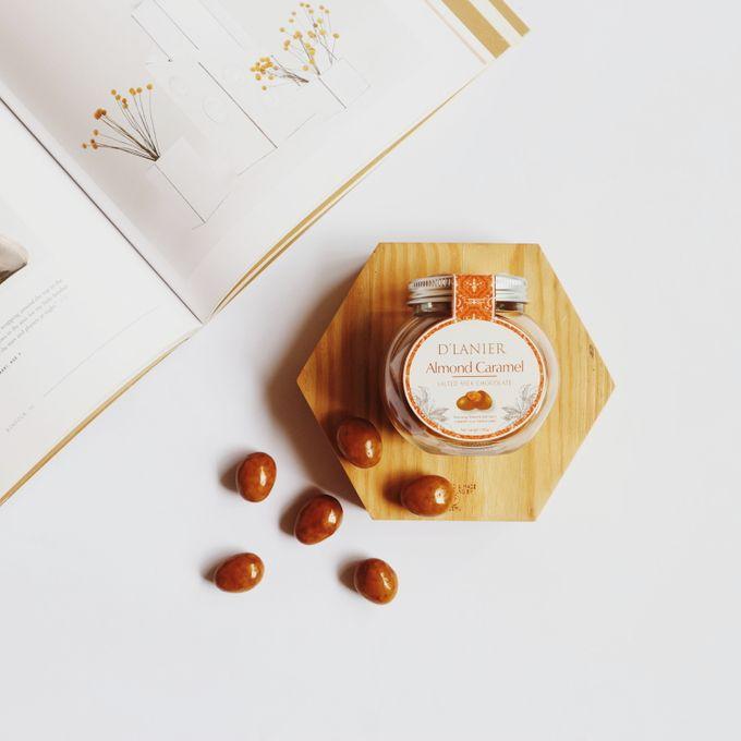 Chocolate Pearls by D'LANIER Artisan Chocolates - 004
