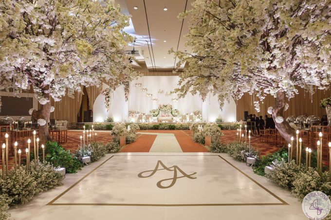 Wedding of Asita & Andri by GLOW LIGHT - 003