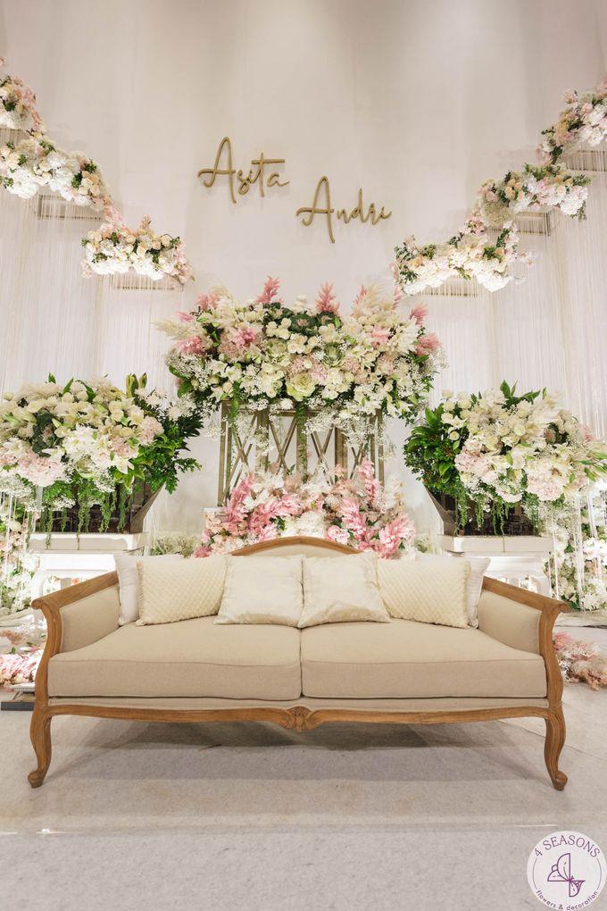 Wedding of Asita & Andri by GLOW LIGHT - 005