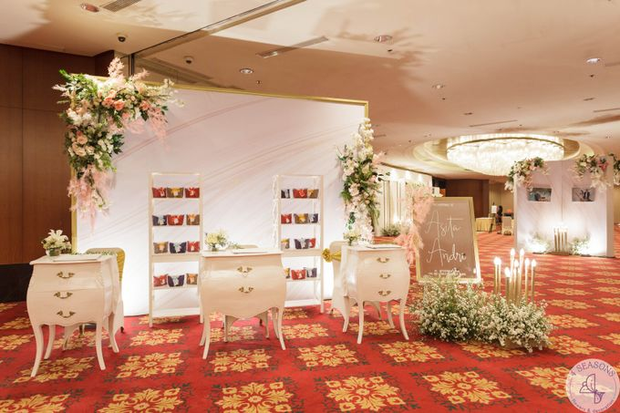 Wedding of Asita & Andri by GLOW LIGHT - 001