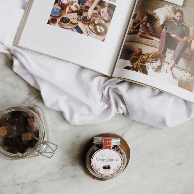 Chocolate Pearls by D'LANIER Artisan Chocolates - 007