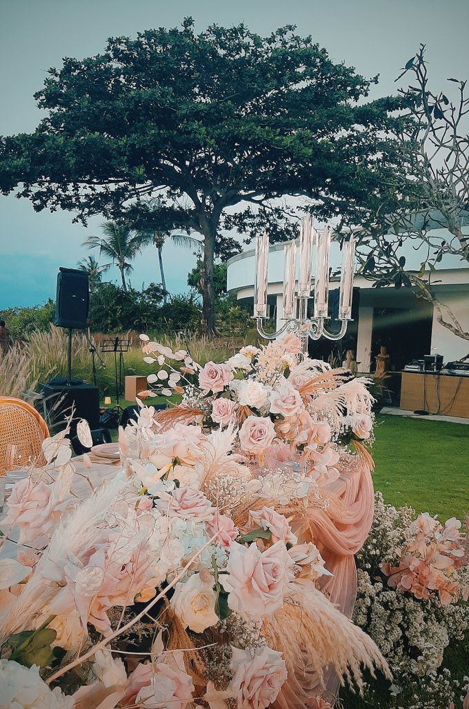 The Wedding of Piao & Stephanie by Miracle Wedding Bali - 031