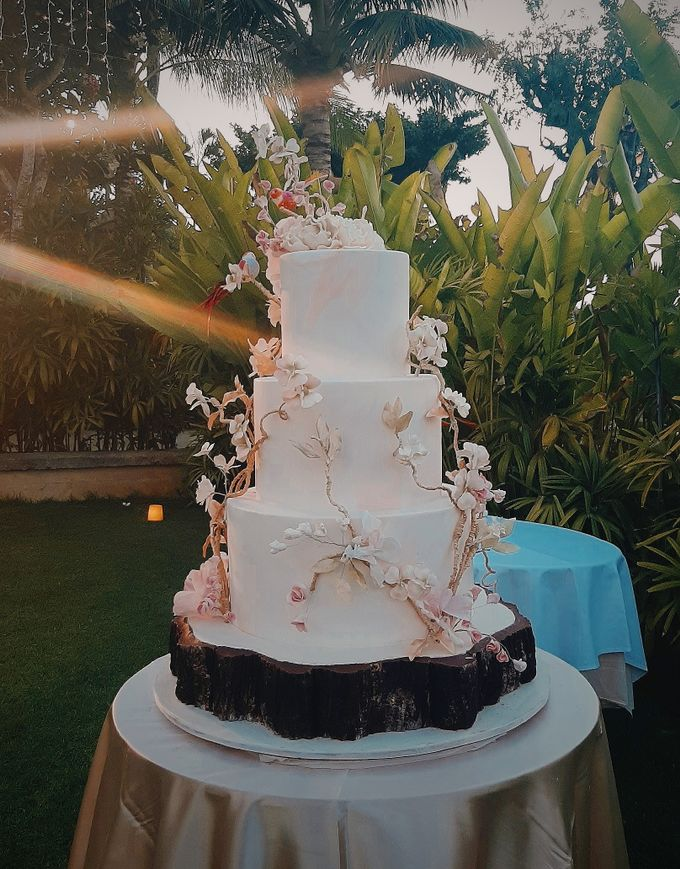 The Wedding of Piao & Stephanie by Miracle Wedding Bali - 017