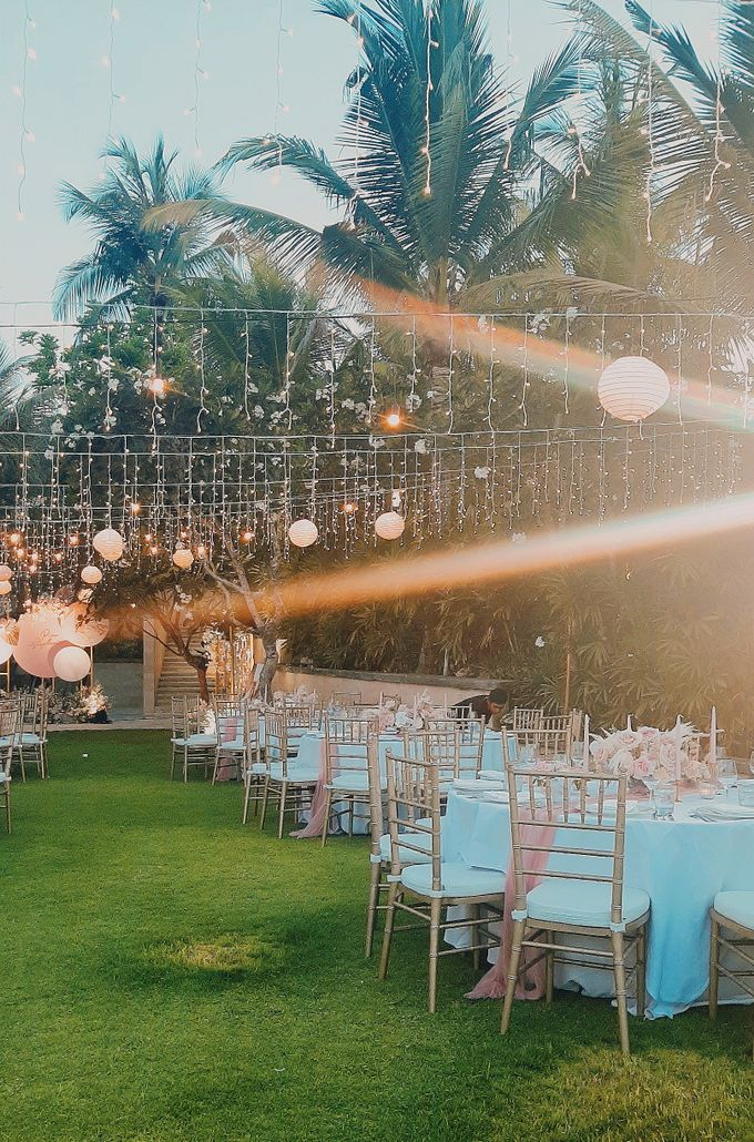 The Wedding of Piao & Stephanie by Miracle Wedding Bali - 028