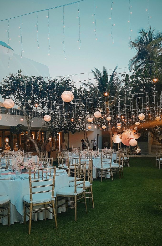 The Wedding of Piao & Stephanie by Miracle Wedding Bali - 022