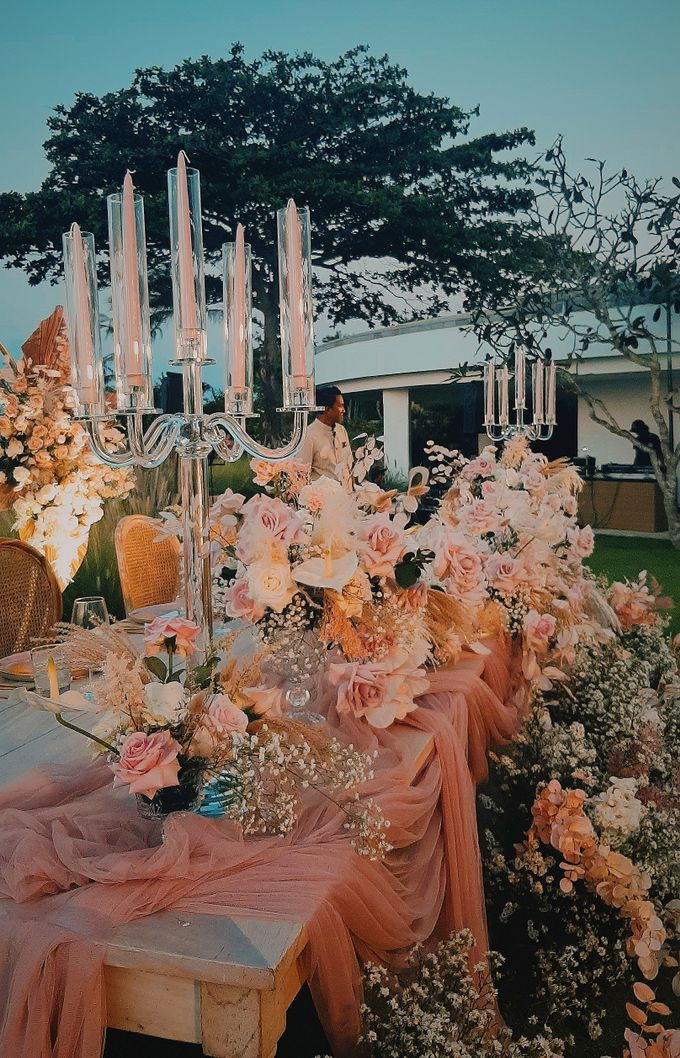 The Wedding of Piao & Stephanie by Miracle Wedding Bali - 029