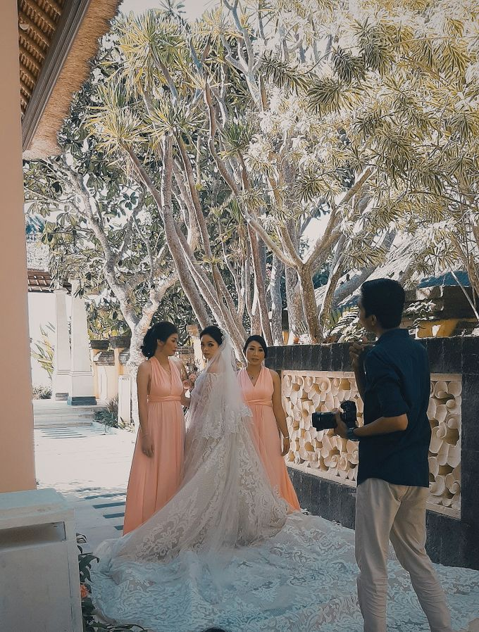 The Wedding of Piao & Stephanie by Miracle Wedding Bali - 027