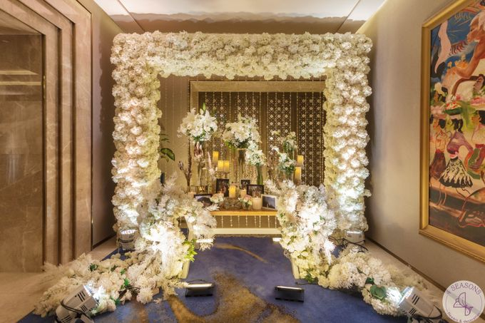 Wedding of Edo & Cherie by 4Seasons Decoration - 002