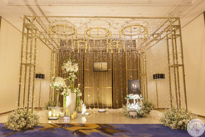 Wedding of Edo & Cherie by 4Seasons Decoration - 001