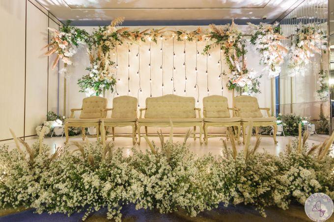Wedding of Edo & Cherie by 4Seasons Decoration - 003