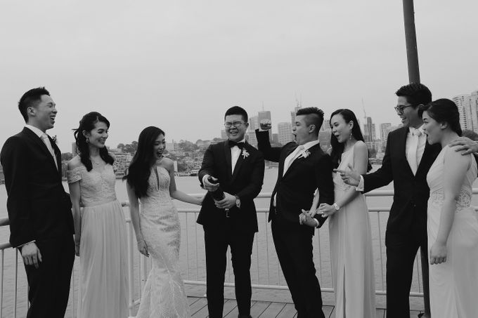 The Wedding of Yoel & Ariella by Lavene Pictures - 032