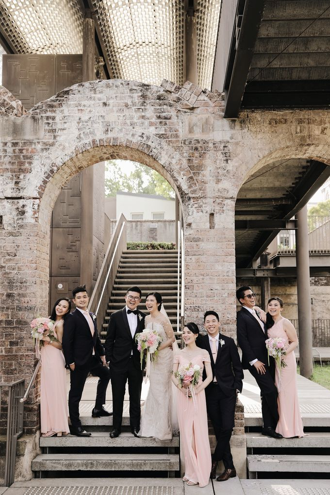 The Wedding of Yoel & Ariella by Lavene Pictures - 028