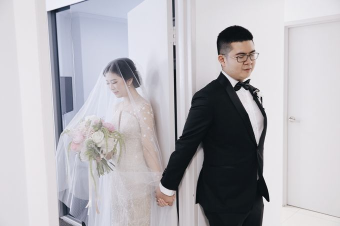 The Wedding of Yoel & Ariella by Lavene Pictures - 014