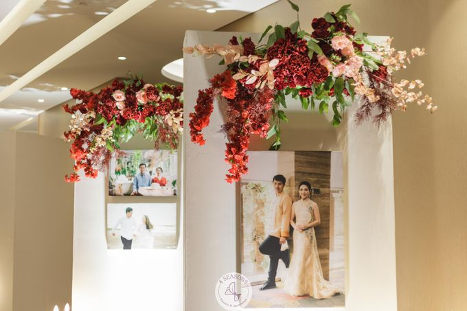 Wedding of Heri & Jovita by 4Seasons Decoration - 001