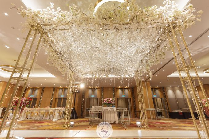 Wedding of Heri & Jovita by 4Seasons Decoration - 003