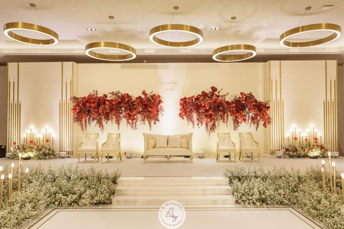 Wedding of Heri & Jovita by 4Seasons Decoration - 006