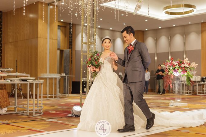 Wedding of Heri & Jovita by 4Seasons Decoration - 009