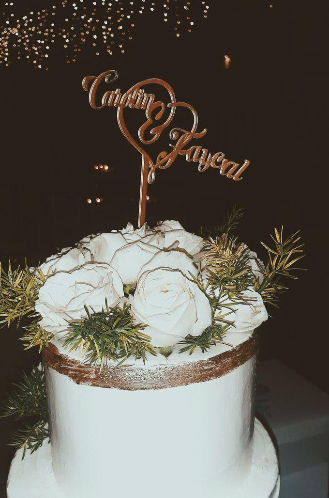 The Wedding of Faycal & Carolin by Miracle Wedding Bali - 003