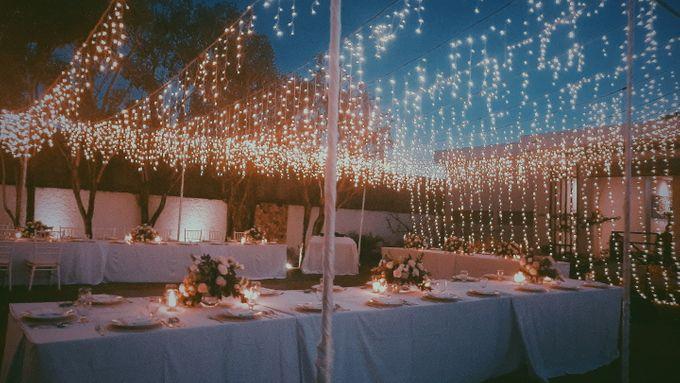 The Wedding of Faycal & Carolin by Miracle Wedding Bali - 026