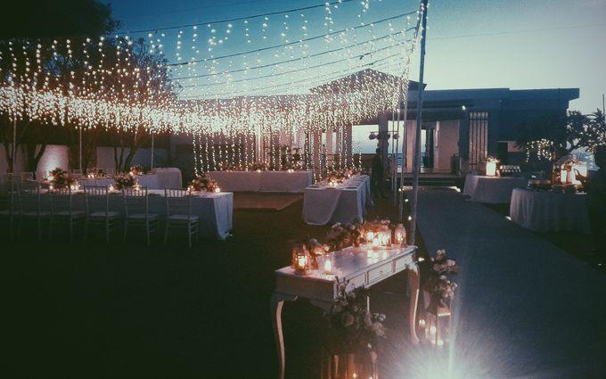 The Wedding of Faycal & Carolin by Miracle Wedding Bali - 021
