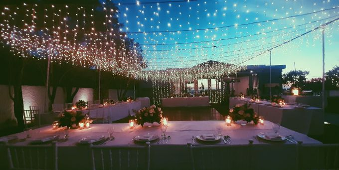 The Wedding of Faycal & Carolin by Miracle Wedding Bali - 010
