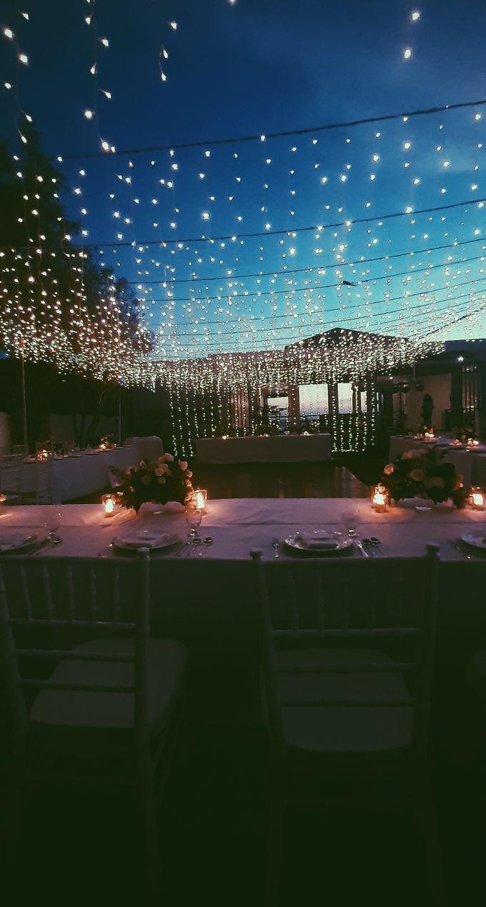 The Wedding of Faycal & Carolin by Miracle Wedding Bali - 008