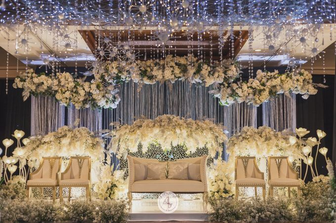 Wedding of Sidharta & Joanna by 4Seasons Decoration - 004