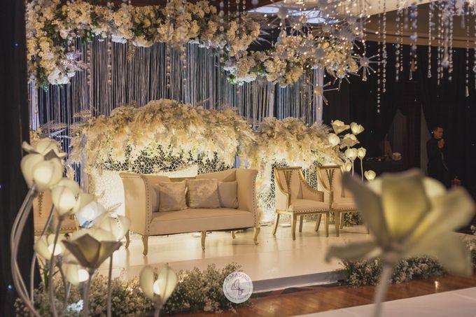 Wedding of Sidharta & Joanna by 4Seasons Decoration - 005