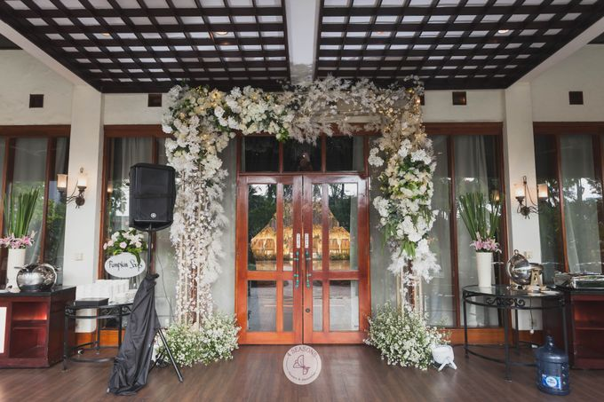 Wedding of Sidharta & Joanna by 4Seasons Decoration - 007