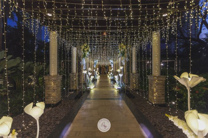 Wedding of Sidharta & Joanna by 4Seasons Decoration - 001