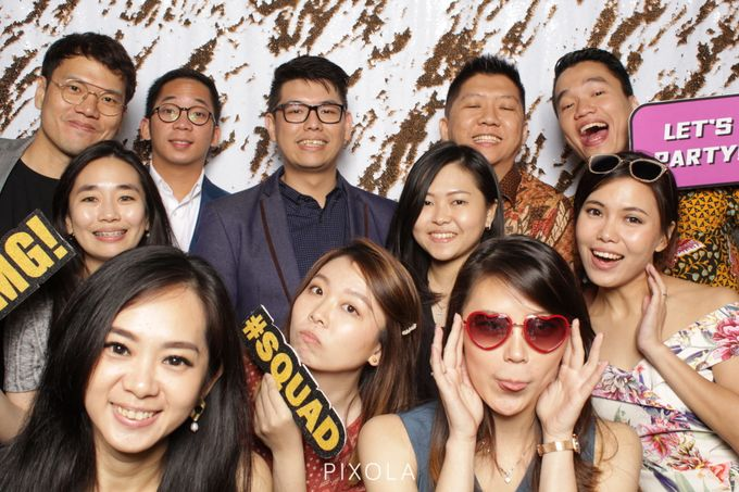 Raymond & Michelle by PIXOLA Photo Booth - 016