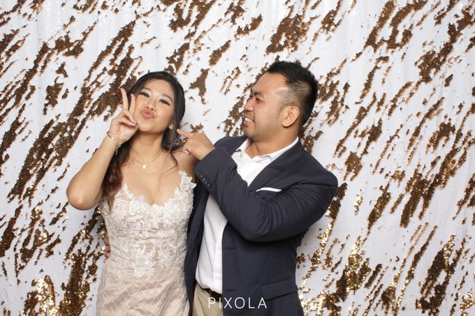 Raymond & Michelle by PIXOLA Photo Booth - 018