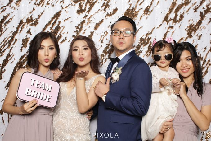 Raymond & Michelle by PIXOLA Photo Booth - 023
