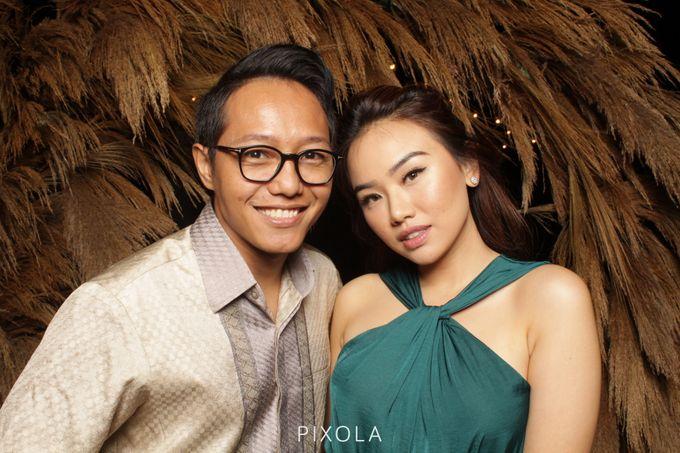 Tjiang & David by PIXOLA Photo Booth - 018