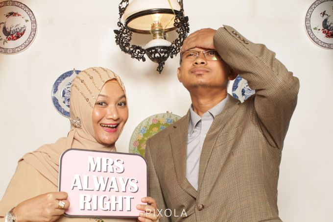 ADI & NABILLA by PIXOLA Photo Booth - 008