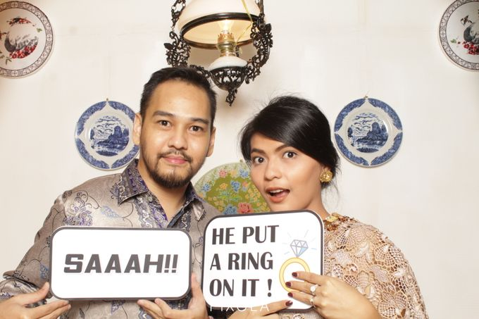 ADI & NABILLA by PIXOLA Photo Booth - 005